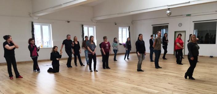 Line Dance Übungsleiter Wochenende
